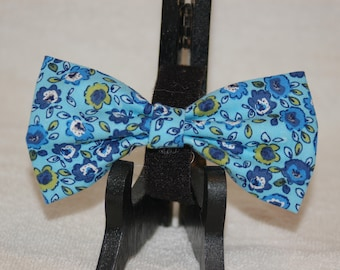 All Floral all the time Dog Bow