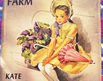 Rare Rebecca of Sunnybrook Farm Thrushwood Books 1917  Kate Douglas Wiggin 1910s Novel