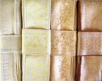 Vintage Sari borders, Sari Trim SR591