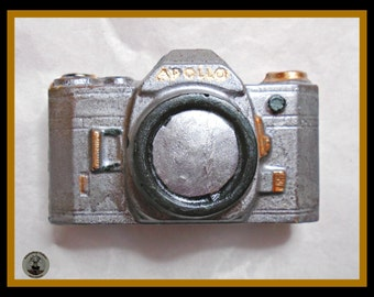 Chocolate Camera Gift/Photographer/Photos/Photography Student/Photo Study/Pictures/Birthday Gift/Male/Female/Husband/Boyfriend/Wife/Teen/Kid