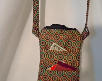 Cell phone bag, Smartphone bag, crossbody bag, Small crossbody bag, Cell phone pouch, Cell phone purse, Mother's Day gift, girl gift