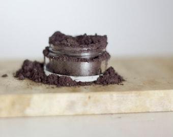 Mineral Eyeshadow - Espresso - 5 gram sifter jar