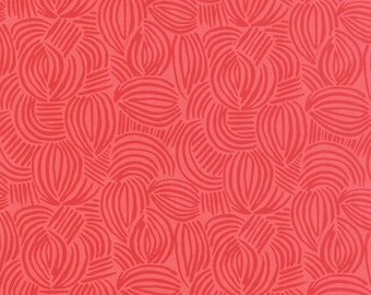 Canyon Geode 27226 in Sunset by Kate Spain for Moda by the Yard