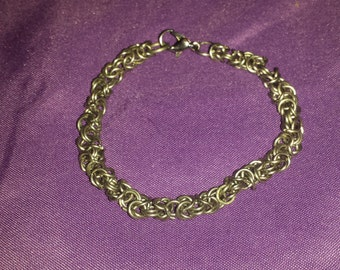 byzantine 7 inch bracelet
