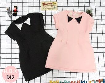 Girl's dress / baby sewing pattern pdf/ girls dress / pintuck dress/ children clothing/Toddler sewing pattern/ 2T-11years