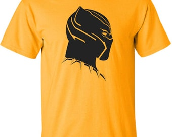 Marvel Comics Black Panther Adult Unisex Tshirt