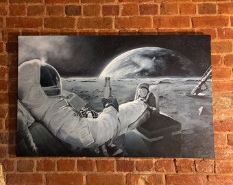 Spaceman chill