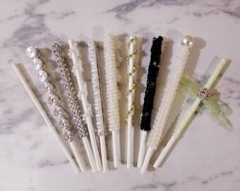 Custom Cake Pop Sticks 12 ct