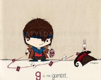 G is for Gambit