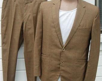 Size S (39R) ** Deadstock Unworn Rockabilly 1960s Suit