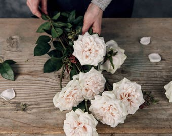 Artificial Cotswold Rose