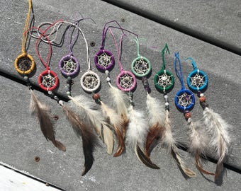 Mini Dream Catcher- Perfect gift for family and friends!