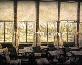 One Room Schoolhouse - 1800's - Schoolhouse -  Old School -1800's Schoolshouse - Fine Art Photography