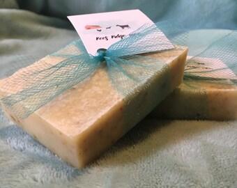 Cozy Chamomile Goats Milk Soap