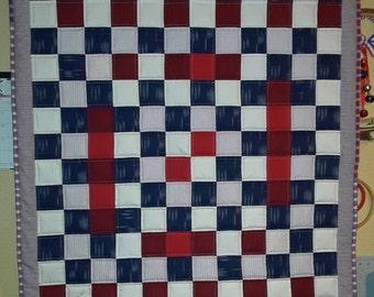 40x46 inch Lap Quilt