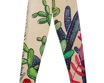 Cacti 3 - Leggings