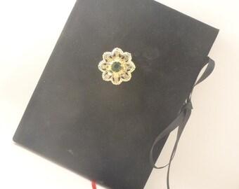 Velvet Love Letters | Pocket Notebook