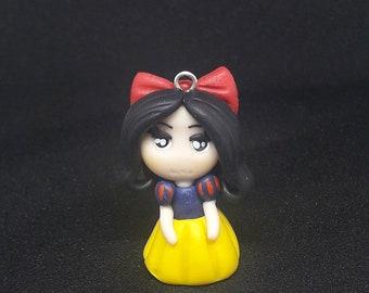 Chibis disney princess snow white -