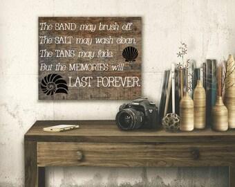 Memories will Last Forever Digital Art Printable