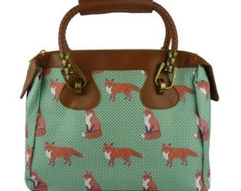 Mr Fox & Sausage Dog Bags  (Reserved for Megan)