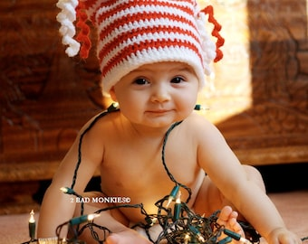 Christmas Hat Baby , Christmas Baby Hat, Christmas hat Toddler, Toddler Christmas hat, Christmas Hat Adult, Adult Christmas hat