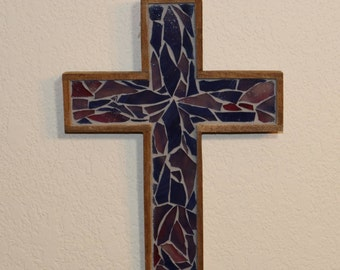 Religious Gift / Retirement Gift / Christian Gift / Mother's Day Gift / Decorative Cross / First Communion Gift / Housewarming Gift
