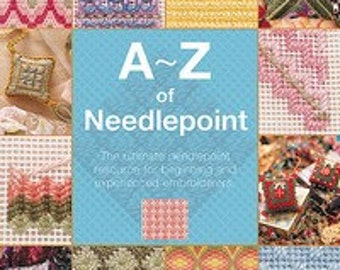 A-Z of Needlepoint from Country Bumpkin
