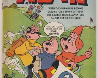 Alvin: Vol 1, 13 Silver Age Comic Book. VG (4.0) October to December 1965.  Dell Comics