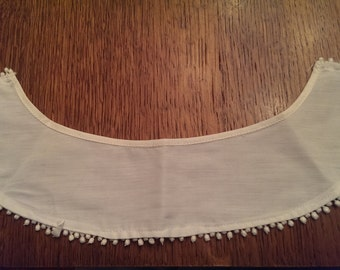 Vintage Ladie's Dress Collar