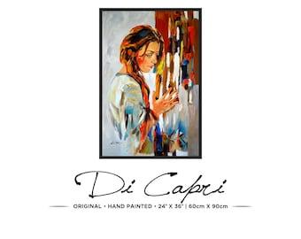 Summer Days | Original Oil Painting On Canvas | Modern Art | 03