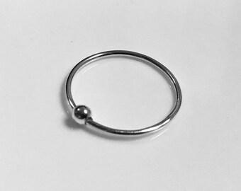 BEST SELLER - Sterling Silver Fidget Ring