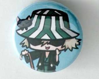 Bleach- Urahara Button