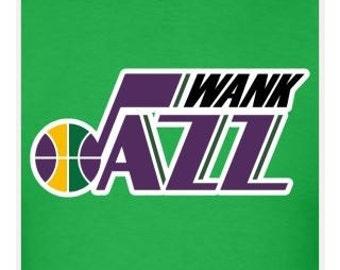 moe. (Utah) Jazz Wank Lot Shirt   Men's