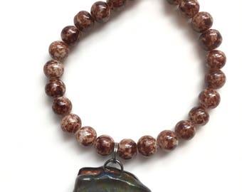 Dream Bracelet, Dream Jewelry, Sea Glass Bracelet, Sea Glass Jewelry, Sea Glass, Handmade Bracelets, Handmade Bracelets for Women, Beaded