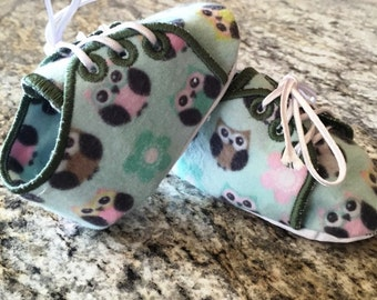 Owl Baby Shoes