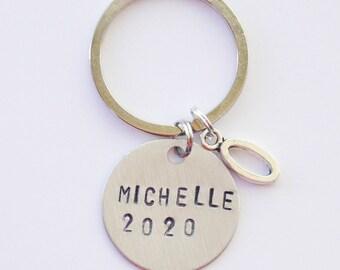 Michelle 2020, Michelle Obama Keychain, Michelle 2020 Keychain, Democrat Keychain, Nasty Woman Keychain, Vote Keychain, Election Keychain