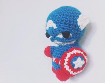 Huggable Avenger (The Captain)