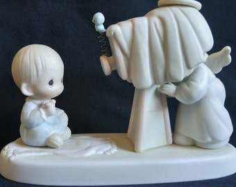 Baby's First Picture Precious Moments Figurine