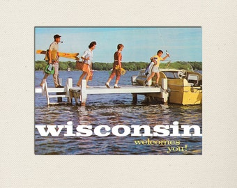Wisconsin Canvas, Cabin Decor
