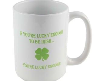 Irish Coffee Mug-