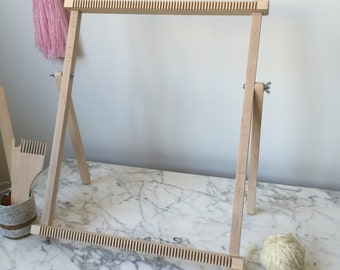 XXL Weaving loom with stand