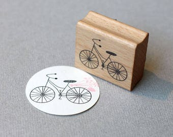 Stamp Bicycle