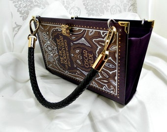 Book Cover Purse - The Picture of Dorian Gray
