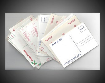 Picture-It Post Cards Standard and Holiday 35 pc