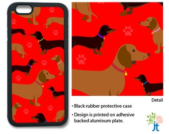 Dachshund Phone Case for iPhone 5/5s, iPhone 6, iPhone 7, iPhone 8