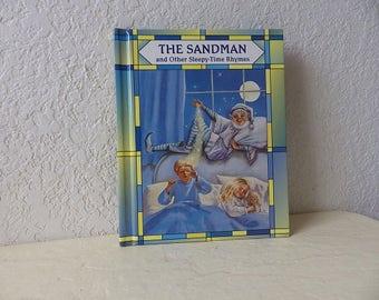 The Sandman and Other Sleepy-Time Rhymes, 1990. Like New