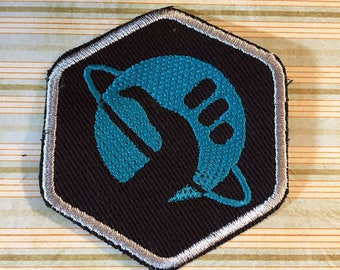 Hitchhikers Guide To The Galaxy - Logo Patch