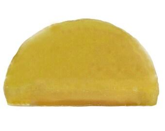 Yellow Half Circle Beeswax