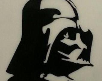 Star Wars Darth Vader Decal for Truck, Car, Locker, Tablet & More