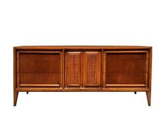 Vintage Mid Century Modern Dresser Credenza